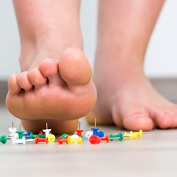 Image for How can diabetes affect my feet