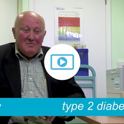 Image for Barry- type 2 diabetes, beats smoking